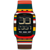 Swatch SURB122 Many Colors Black