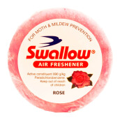 SWALLOW Kamper Air Freshener Rose
