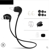 Ins AI P58 Wireless hanging ear long standby Bluetooth headset For Apple Android phones and IPAD-Black
