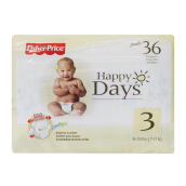 FISHER PRICE Popok Happy Days [Size 3 - 36]