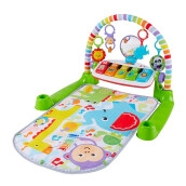 FISHER PRICE New Born Deluxe Kick N Play Piano Gym FGG45