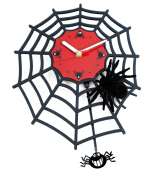 Tiktokbox Swing MWC Spider - Black & Red Size 27cm x 33 cm