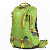 Nlfind High Quality Outdoor Travel Backpack - Green