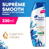 HEAD & SHOULDERS Shampoo Supreme Smooth Anti-Ketombe 330ml
