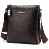 Wei's Hot Selling Exclusive Design Men's Leather Bag Vintage fdk2213