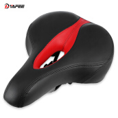YAFEE YF - 1076 Bicycle Back Seat Saddle with Taillight Cycling Equipment