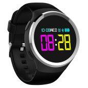 Vinmori N69 Super-long standby Waterproof Blood Colorscolorful OLED screen Fitness Heart
