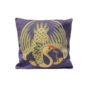 Vivere Cushion Cover Yu Swan Blue 45x45 cm