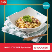 Excelso Voucher Value Rp 50.000