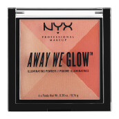 NYX Professional Away We Glow Illuminating Powder Summer Reflection