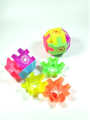 RB-700 Kincringan Puzzle Block Model Bola Multicolor
