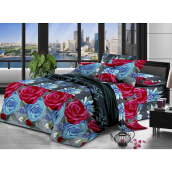 NYENYAK Impression Fitted Sheet - Floral