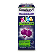 SAMBUCOL Kids Cold And Flu Cough Liquid - 120ml