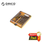 ORICO ST3 Screwdriver Set 42in1 - Yellow