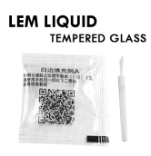 Lem Liquid Tempered Glass [Menghilangkan Angin Tempered Glass] Clear