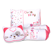 KIDDY Baby Pillow Set 3in1 KD2626 - Pink