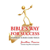 Bible's Way For Success by Jonathan Prawira - Religion Book 978-602-8431-96-5