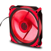 Portable  Low noise Eclipse 120mm LED Mini Fan for Desktop Computers