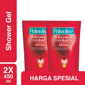 PALMOLIVE Shower Sensual 2pcs x 450ml