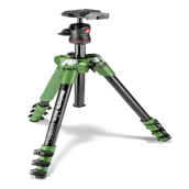 Manfrotto Befree Alu Tripod - Green