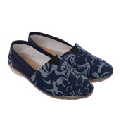 ANYOLORICH Ladies Flat Shoes B 01 - Navy