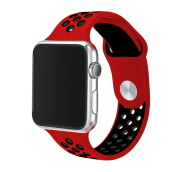 Vaping Dream - Sporty Silicone Strap for iWatch Apple Watch 38mm