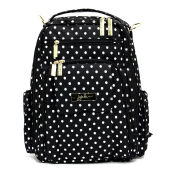 Jujube Be Right Back The Duchess Diaper Backpack Black