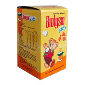 BIOLYSIN Kids Orange - 30 Tablet