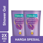 PALMOLIVE Shower Absolute Relax 2pcs x 450ml