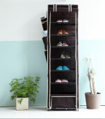 THE OLIVE HOUSE - Fabric Shoes Rack