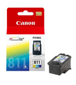 Canon CL 811 Color Ink Cartridge Original Multicolor