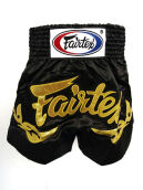 Fairtex BS0646 Muay Thai Shorts Eternal - Gold
