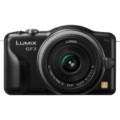 Panasonic Lumix GF3C Kit 14mm Black
