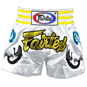 FAIRTEX MuayThai Embroidered Mermaid BS0643