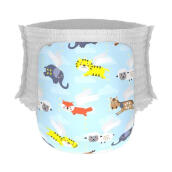 Happy Diapers Pant Popok Bayi Up! Up! & Away