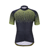 Belleziva Mens Cycling Clothing Bicycle Jersey Sportswear Short Sleeve Bike Top Shirt