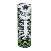 RESPIRO Skull Face Fa Buff Multi Fungsi - Green