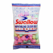 SWALLOW Kamper Naphthalene Color 150gr