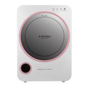 Haenim 3rd Generation with Bluetooth System UV Sterilizer Pink