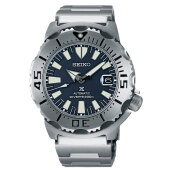 Seiko Prospex Limited Model Diver Scuba Blue Dial Stainless Steel [SZSC003]