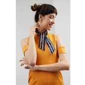 Berrybenka Muriel Scarves Onoct Orange - One Size