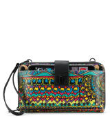 SAKROOTS Large Smartphone Crossbody in Radiant One World