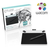Intuos draw CTL490/W0 Pen Tablet - white