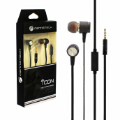 Icon Earphone Fidelity Earbuds with Mic