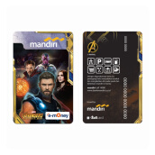 MANDIRI E-Money Avengers Infinity War Edition - Magic