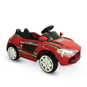 OCEAN TOYS Ride On Mobil Aki Aston  Merah - M-7688