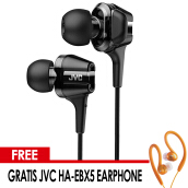 JVC HA-FXT100 Dual Driver IEM Earphone