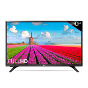 [DISC] LG LED TV 43LJ500T 43 Inch FHD - Hitam