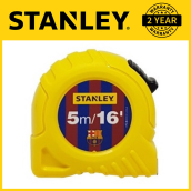 Stanley FCB Global Tape 5M 19mm Tray STHT30496-31L Yellow