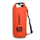 CONSINA Dry Bag 10 Litre - Dark Orange [One Size]